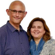 George and Sharon Dunn