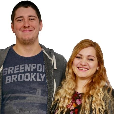 Jon and Lavinia Williams