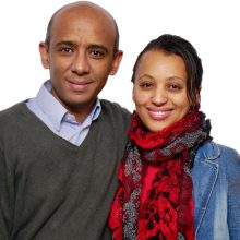 Tib and Martha Berhanu