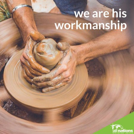 We Are His Workmanship