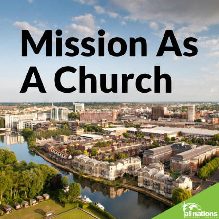 Mission As A Church