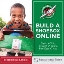 Shoebox Appeal 2020
