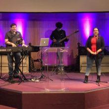 Sunday service 24th January