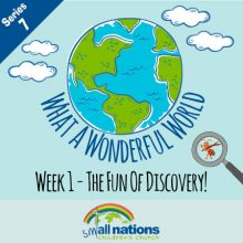 What A Wonderful World - The Fun Of Discovery