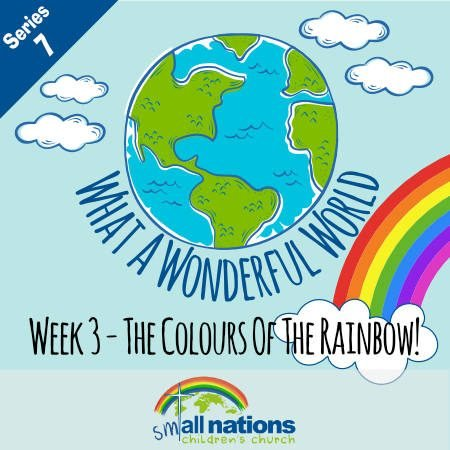 Small Nations The Colours Of The Rainbow