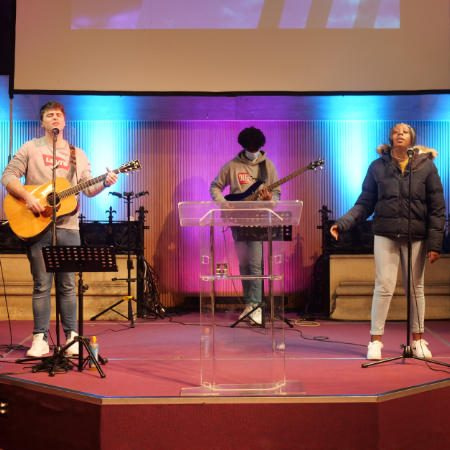 Sunday Service 14th February 2021