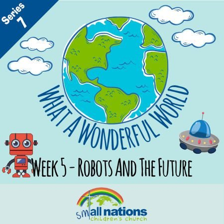Small Nations Robots And The Future