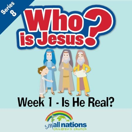 Who Is Jesus Is He Real