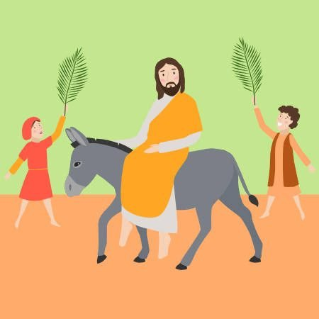 Hosanna! Hosanna! A Palm Sunday Poem
