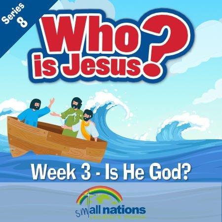 Is He God