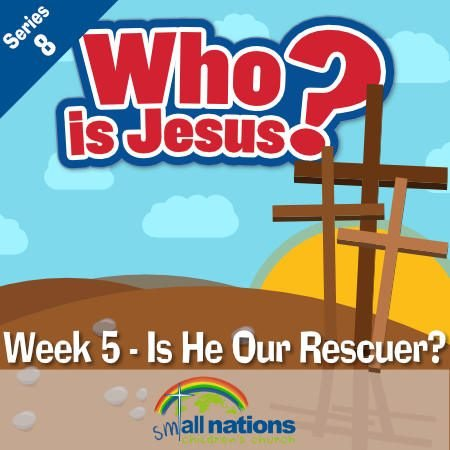 Small Nations Is He Our Rescuer
