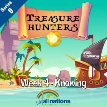 Small Nations Treasure Hunters Knowing