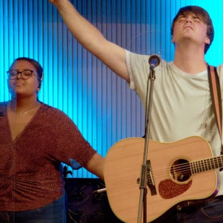 Worship Moment Spirit Break Out